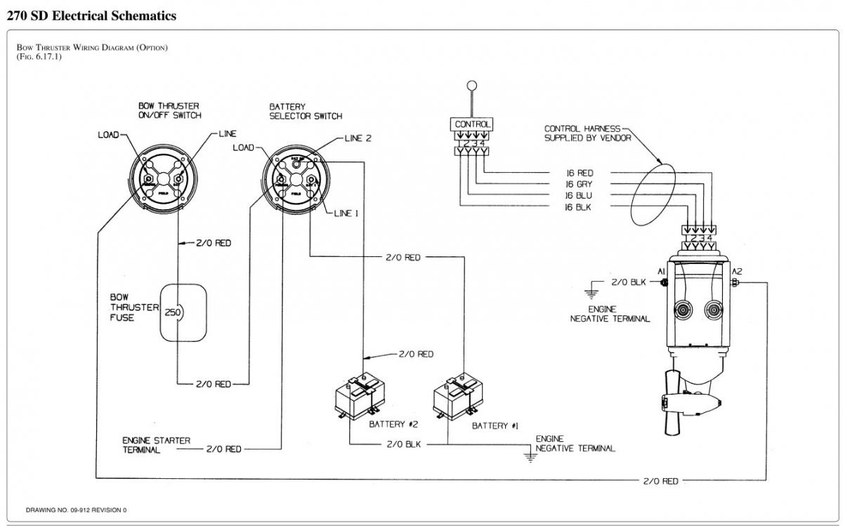 270SD Bow Thruster Electrical drawing.JPG